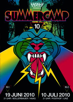 coming up | szsz summercamp 10.1 @ böllerbauer, haag